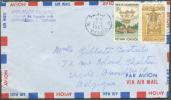 Lettre De SAIGON Vietnam (ambassade Du Japon) Par Avion Le 27-1-1965 Vers Uccle, Bruelles - 7463 - Viêt-Nam