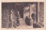 FIESOLE. Convento Di S. Francesco. Chiostro Con Statua. 4-6294 - Firenze (Florence)