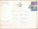 Lettre De SAIGON Vietnam (ambassade Du Japon) Par Avion Vers Uccle, Bruelles - 7465 - Viêt-Nam