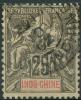 Indochine (1892) N 10 (o)