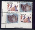 CANADA. 1979, # 836a, INUIT: SHELTER & COMMUNITY,MNH  LL - Blocs-feuillets