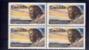 CANADA. 1970, #512, HENRY KELSEY  Western Explorer , MNH UR - Blocs-feuillets
