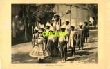 Cpsm Shirley Temple En Militaire Défilant Avec Des Noirs, Guerre Sécéssion ? - Entertainers