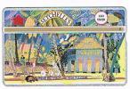 SEYCHELLES  - C. & W.  (L & G) - 1992 MADAM RENE' S HOUSE CODE 203C        - USED -  RIF. 2559 - Seychelles
