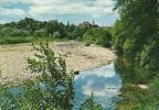 JOYEUSE  (Ardèche).  Village Et Rivière De La Beaume.. - Joyeuse