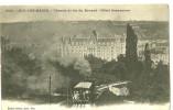 Aix Les Bains. Le Chemin De Fer Du Revard Et Hotel Bernascon. - Aix Les Bains