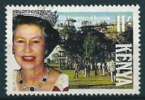 Kenia  1992  40 J. Thronbesteigung  11 Sh   Mi-Nr.547  Postfrisch / MNH - Kenia (1963-...)