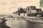 62 WIMEREUX - L'Embouchure De La Rivière - France