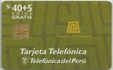 = PERU  - 76  =   MY COLLECTION - Peru