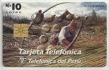 = PERU  - 91  =   MY COLLECTION - Peru
