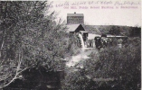 OLD MILL (SUSANVILLE CAL) PUBLIC SCHOOL BUILDING IN BACKGROUND - Etats-Unis