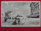 V7-31-haute Garonne-superbagnieres-devant L'hotel-- - Superbagneres