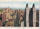 New York  Hotel Waldorf  Astoria And Park Avenue - Non Classés