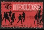 MEXICO   Scott #  982  VF USED - Mexique