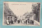 59  -  GODEWAERSVELDE -  Route De Boeschèpe -  1919  -  TRES  BELLE CARTE ANIMEE - - Francia