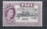 HH-/-572- N° 166. * , Cote 15.00 €, INFIME TRACE, SCAN DU VERSO SUR DEMANDE,  Liquidation, - Fiji (...-1970)