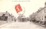 76 Yvetot Rue Du Couvent Et Rue Pasteur - Yvetot
