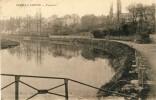 Merbes-le-Château  - Panorama ... , Vue De La Sambre -1925 ( Voir Verso ) - Merbes-le-Château