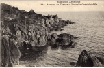 06 - LE TRAYAS - ROCHERS DE TRAYAS - Nouvelle Corniche D'or - COLLECTION ARTISTIQUE - édition Gilletta - Francia