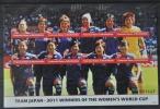 C 224 ++ MICRONESIË MICRONESIA 2011 WOMENS WORLD CUP FOOTBAL  MNH NEUF ** VERY FINE - Micronesië