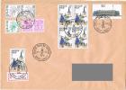 """Belgique - Recommandé - Obl. Ill. """"Grande Foire Du Condroz"""" - Ciney 21 Jul 85 - Postmark Collection"""