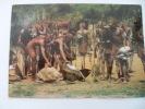 CARTOLINA KENIA GUERRIERI MASAI - Kenia