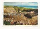 Cp, Chypre, The Ancient Theatre Of Curium, Voyagée 1981 - Chypre