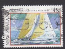 NZ ~ America's Cup/Yacht Race ~ SG 1655 ~ 1992 ~ Used - New Zealand