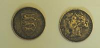 1 /24ème De Shilling Jersey 1877 - Jersey