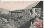 CUZCO PERU 34   BASES DEL PALACIO DE OLLANTA EN OLLANTAYTAMBO - Peru