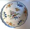 Magnifique Assiette à Suspendre - Wall Plate - Sierbord - AS 2078 - Ceramics & Pottery