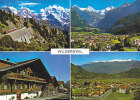 SWITZERLAND - AK 96301 Wilderswil - BE Berne