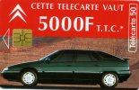 TELECARTE F507D DIJON  PUCE SO3 50 U DU 9/1994...TIRAGE 30  000 EX...COTEE 16 EURO - Francia