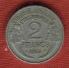 1950 France - Pièce De 2 Frs - Type Morlon Légère - - I. 2 Francs