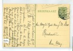 HANDGESCHREVEN BRIEFKAART Uit 1938 Van EINDHOVEN Naar DEN HAAG 4 CENT OPDRUK (5382) - Postal Stationery