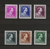 Zegels 641- 646 ** Postfris Aan 15% - Unused Stamps