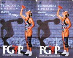 *ITALIA: PRIVATE RESE PUBBLICHE - FGP* - Serie Completa NUOVA (MINT) - Italia
