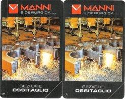 *ITALIA: PRIVATE RESE PUBBLICHE - MANNI OSSITAGLIO* - Serie Completa NUOVA (MINT) - Italia