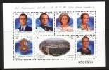 España. 2001. 25 Aniv. Reinado Juan  Carlos I. Edifil 3856 - 2001-10 Nuovi