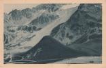 Dép. 05 - Col Du Lautaret Et Massif Du Combeynot. Ed. L. MAURICE, Briançon. Oblitération Intéressante - Briancon