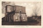 CPA La Rochette Rochefoucauld Charente 16 Eglise - Sonstige Gemeinden