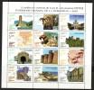 España. 2001. Patrimonio Humanidad. Edifil 3843/54. Envío 1€ - 2001-10 Nuovi