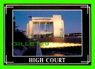 CANBERRA, AUSTRALIE - THE HIGH COURT -  COLOUR TECH PROD. - - Canberra (ACT)