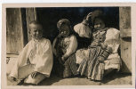 Folklore VI.9 Vazec Liptov Detsky Motiv Trois Enfants Fot. Karel Plicka C. 1924 - Slovacchia