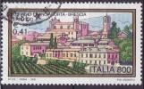 ITALIA - 2000 - Usato - Turismo - 27ª Emissione - 800 L. - 0,41 € • Terre Di Franciacorta - 1991-00: Oblitérés