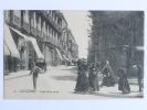 ALEXANDRIE - Post Office Street. - Egypte