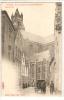 """BELGIQUE   BRUGES   """"Rue Du St Esprit Et Cathedrale St -Sauveur """"   Serie 11 N° 63 - Belgique"""