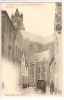 "BELGIQUE   BRUGES   ""Rue Du St Esprit Et Cathedrale St -Sauveur ""   Serie 11 N° 63 - Sonstige"