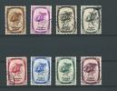 Zegels 488 - 495  Gestempeld Aan 10% - Used Stamps