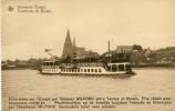 Burcht ( Burght ) - Pleziertochtjes Op De Schelde Tusschen Temsche En Antwerpen Per Steamer  WILFORD - Zwijndrecht